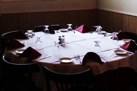 Bayside, État de New York : Special Table