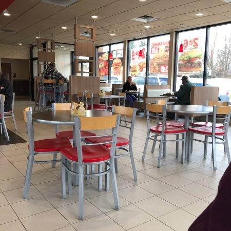 Shippensburg, Πενσυλβάνια: Burger King