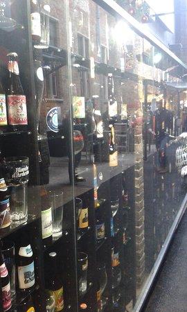 2be Beer Wall: more beer
