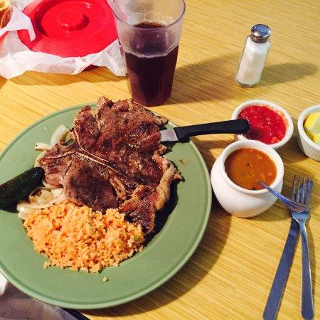 Nocona, Техас: DEL RIO Mexican Restaurant