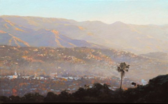 Carpinteria, Kaliforniya: Richard Schloss: The Miracle of Light Dec 2 ~ Jan 21, 2018