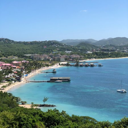 St Lucia Sea Trek Adventure At Pigeon Island