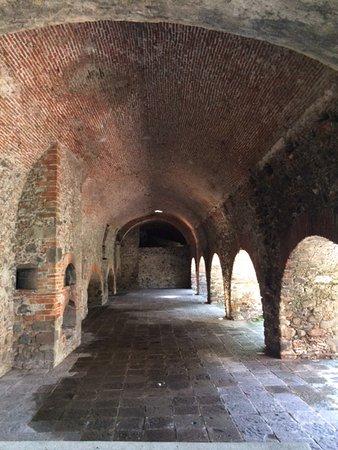 Xochitepec, Mexico: Bóvedas
