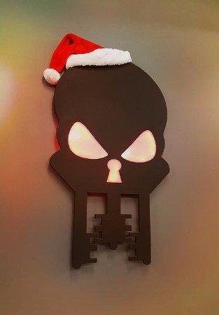 Burlington, Canada: Fazed Logo for Christmas