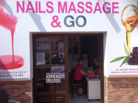 Nails Massage and Go