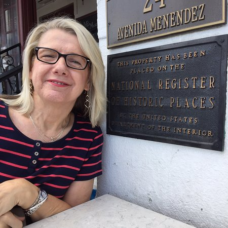 Casablanca Inn on the Bay: We love it here