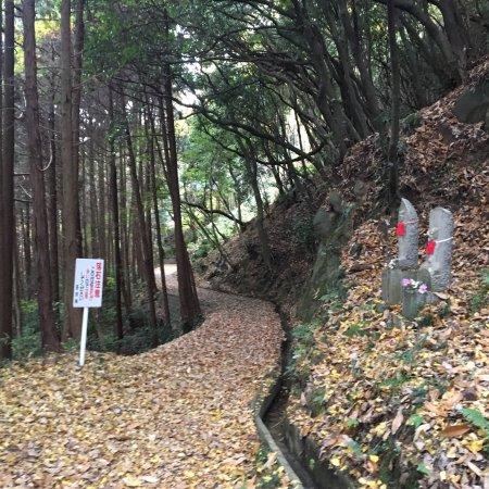 Ikoma, Japan: 生駒の基点から法隆寺まで縦走