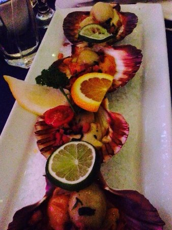 Hope Island, Australia: George's Paragon Seafood Restaurant Sanctuary Cove