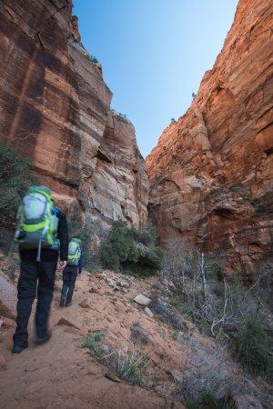 Springdale, UT: Guided Backpacking Trips