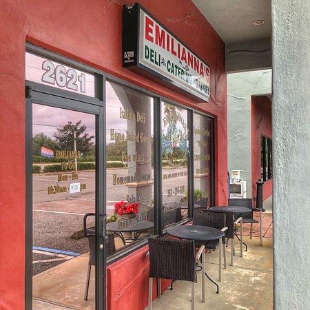Italian Restaurant In Tavares