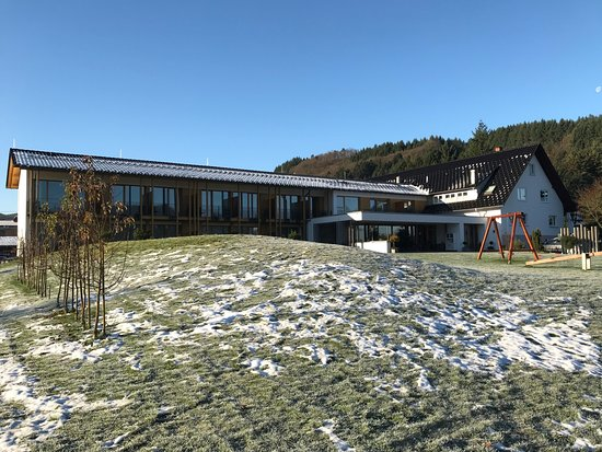 Oberkirch, Germany: Общий вид отеля