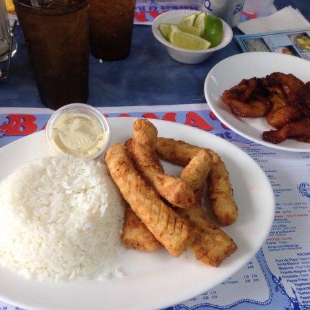 Bahamas fish market miami menu prices restaurant for Florida fish market