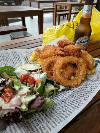 Seafood Restaurant Yeppoon