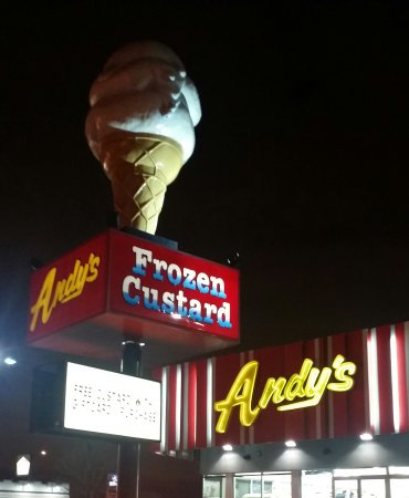 Oak Lawn, IL: Andy's Frozen Custard