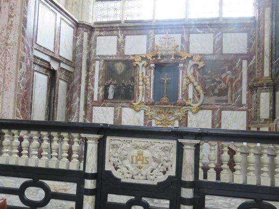 Leuven, België: Bijzonder altaar