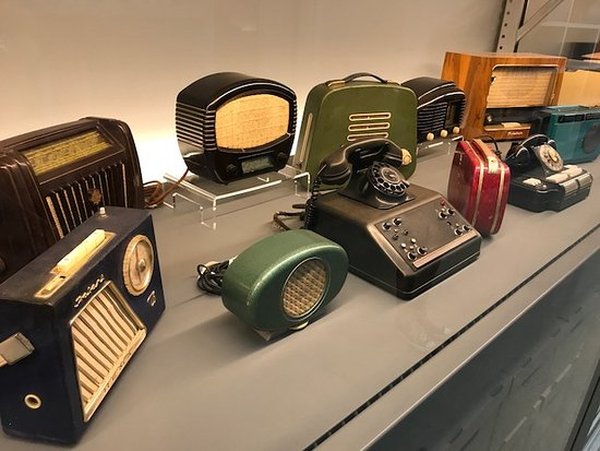 The Wende Museum: Radios and Phones from Cold War Era - Wende Museum
