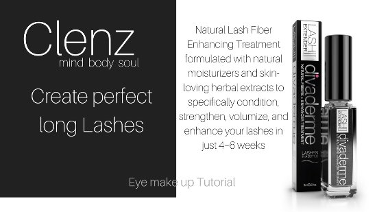 Clenz: Natural Lash Fiber enhancing Treatments