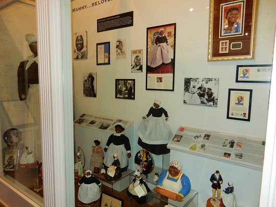 Road To Tara Museum: So Interesting,the Actress who played mammy was the first African-American to win an Oscar!