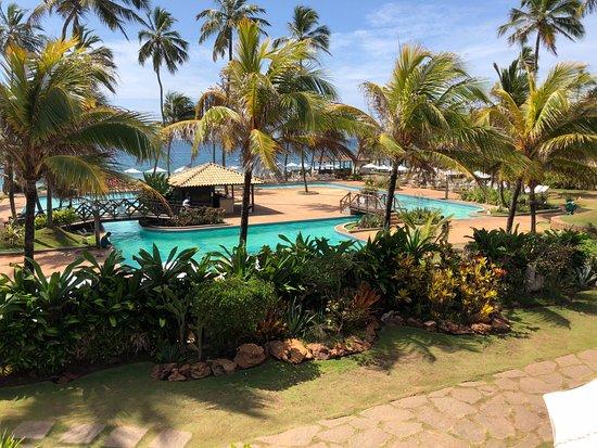 A Rea Da Piscina Boa Catussaba Resort