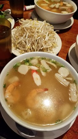 Columbia, MD : C6, seafood noodles