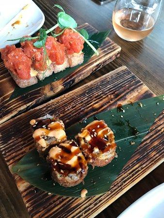 Pubbelly Sushi Miami Beach Fl