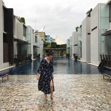 露天海水度假酒店張圖片