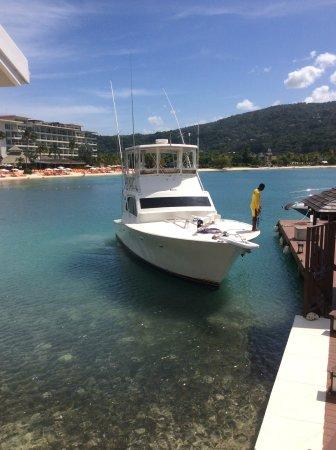 Deep sea fishing foto moon palace jamaica ocho rios for Private fishing charters nj