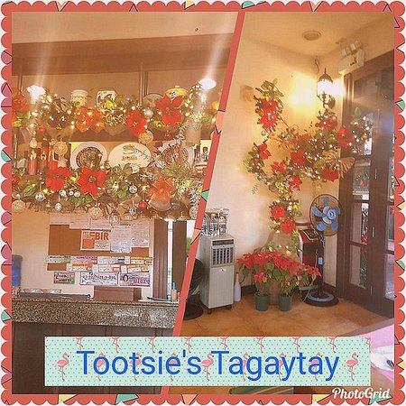 Calabarzon Region, Filipiny: Decorations for Christmas