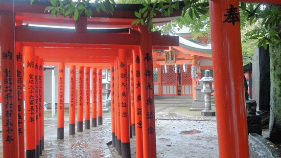 Toyosaka Inari Shrine
