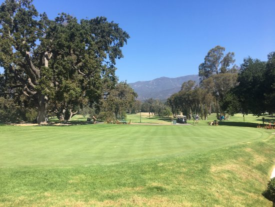 Ojai, Калифорния: Great golf course