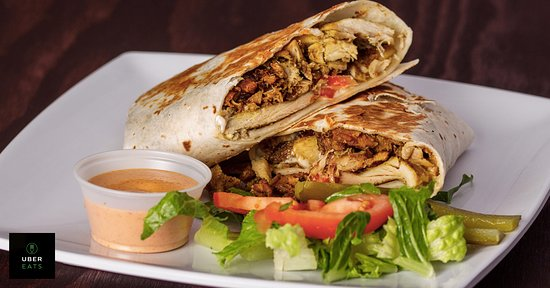 Beaverton, OR: chicken shawarma