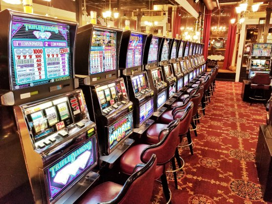 Central City, CO: Classic Coin Slots