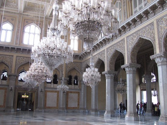 Chowmahalla palace hyderabad all you need to know for Architecture interior design hyderabad telangana