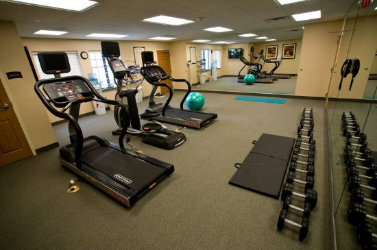 Clarence, Estado de Nueva York: Health club