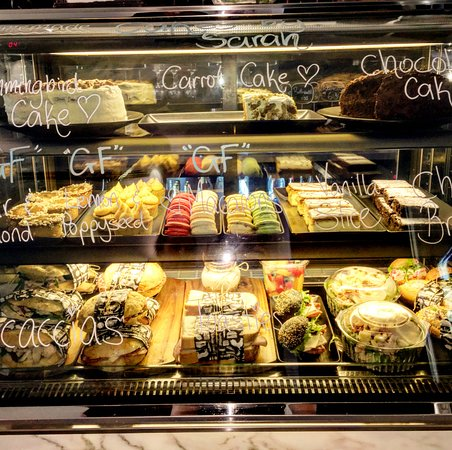 Yackandandah, Australia: cakes & slices