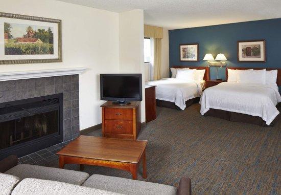 Eden Prairie, Μινεσότα: Guest room