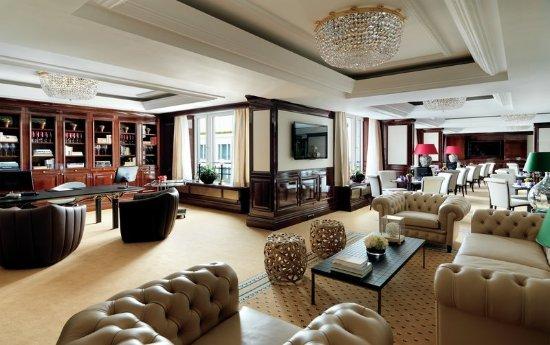 The Ritz-Carlton, Berlin: Bar/Lounge