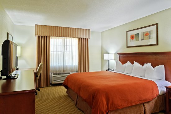 Decatur, IL: Guest room