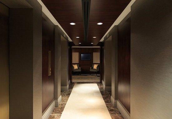 Toronto Marriott Bloor Yorkville Hotel: Meeting room