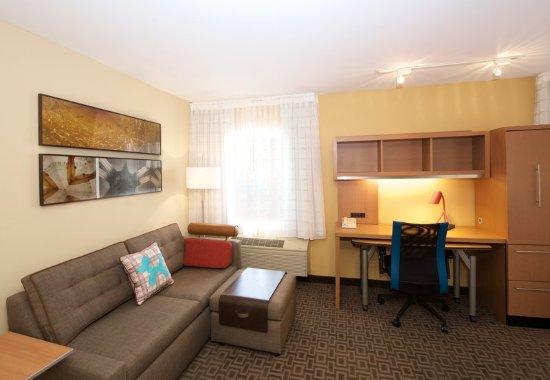Kent, Waszyngton: Guest room