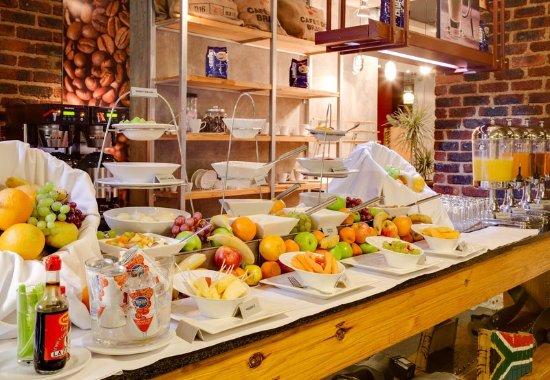 Kempton Park, Afrique du Sud : Restaurant
