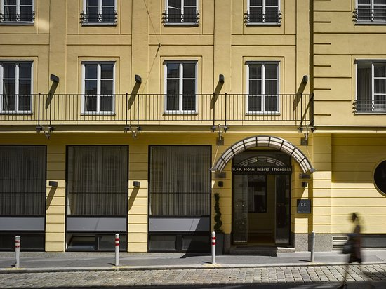 K+K Hotel Maria Theresia: Exterior