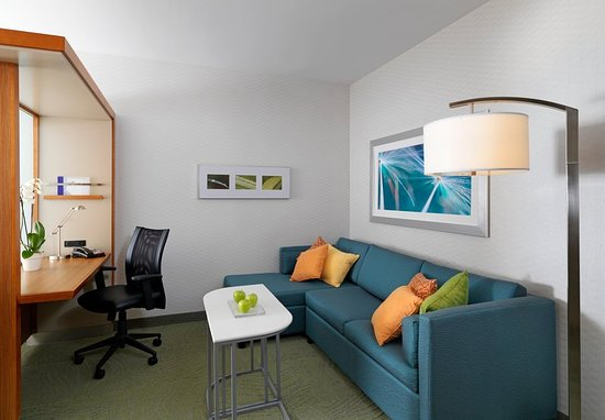 Munster, Indiana: Guest room