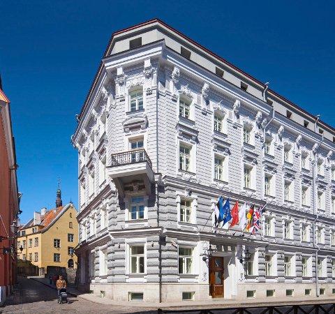 Hotel Telegraaf: Exterior