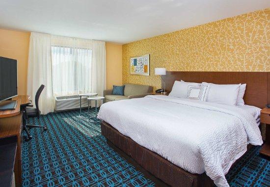 Hendersonville, TN: Guest room