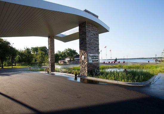 Detroit Lakes, MN: Beach