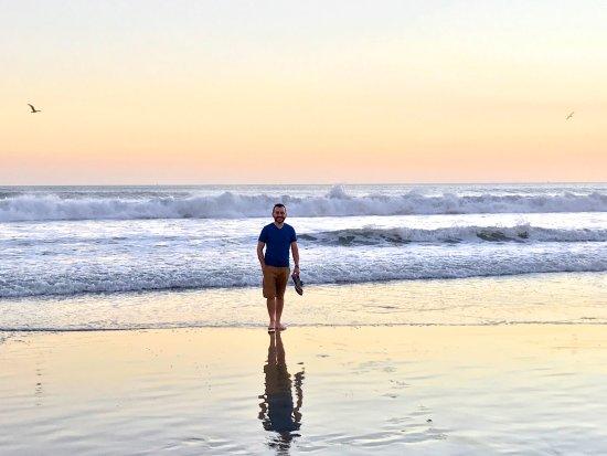 Waves at Coronado Island
