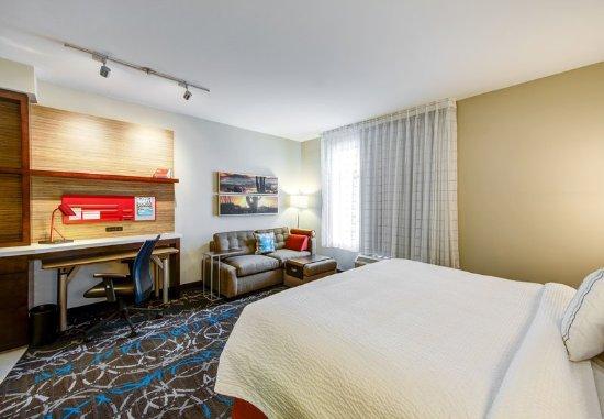 Big Spring, TX: Guest room