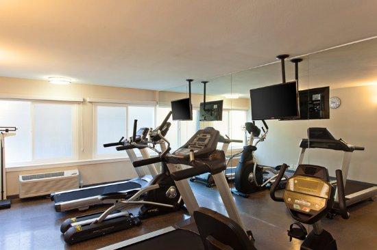 West Covina, Kalifornien: Health club