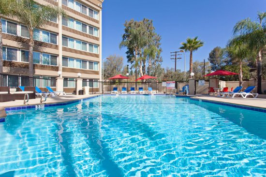 West Covina, Kalifornien: Pool